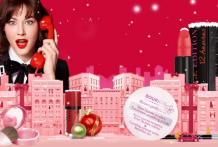 Bourjois Launches JD.com Store to Bring Parisian Chic Online with AR Technology