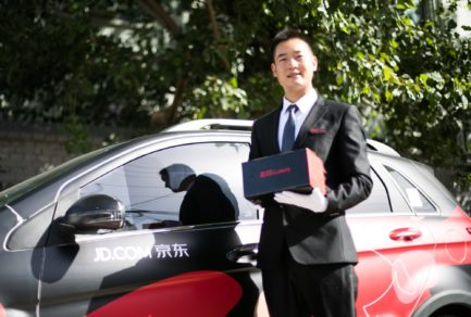 JD.com Expands Luxury White Glove Delivery Service